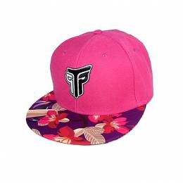 ΚΑΠΕΛΟ SNAPBACK ΦΟΥΞ/FLOWER, TAKEPOSITION, BLADE, 112-0018