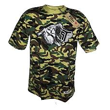 T-SHIRT ΑΝΔΡΙΚΟ, TAKEPOSITION, COMMANDO, WHITE TIGER, 310-6000