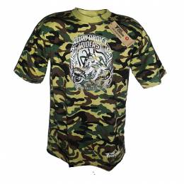 T-SHIRT ΑΝΔΡΙΚΟ, TAKEPOSITION, COMMANDO, MOTO RAR, 310-9001