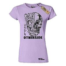 T-SHIRT ΓΥΝΑΙΚΕΙΟ, TAKEPOSITION, OTHERSIDE, ΛΙΛΑ, 504-8008