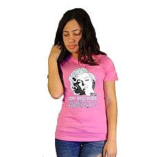 T-SHIRT ΠΑΙΔΙΚΟ, TAKEPOSITION, MARILYN, ΡΟΖ, 801-7004